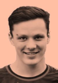 Jannek Klein, Handballprofi bei den Eulen Ludwigshafen